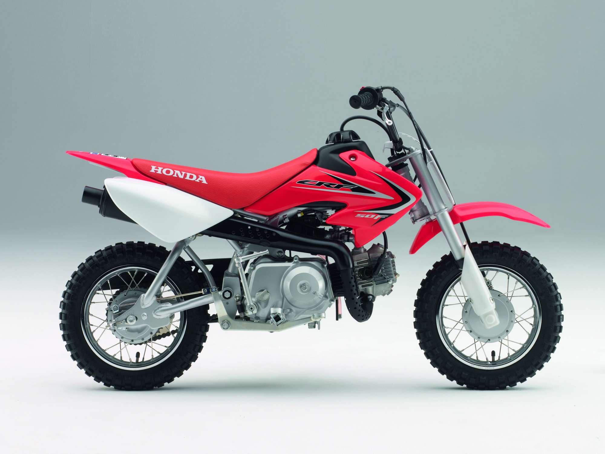Honda CRF 50 F - Alle technischen Daten zum Modell CRF 50 F von Honda