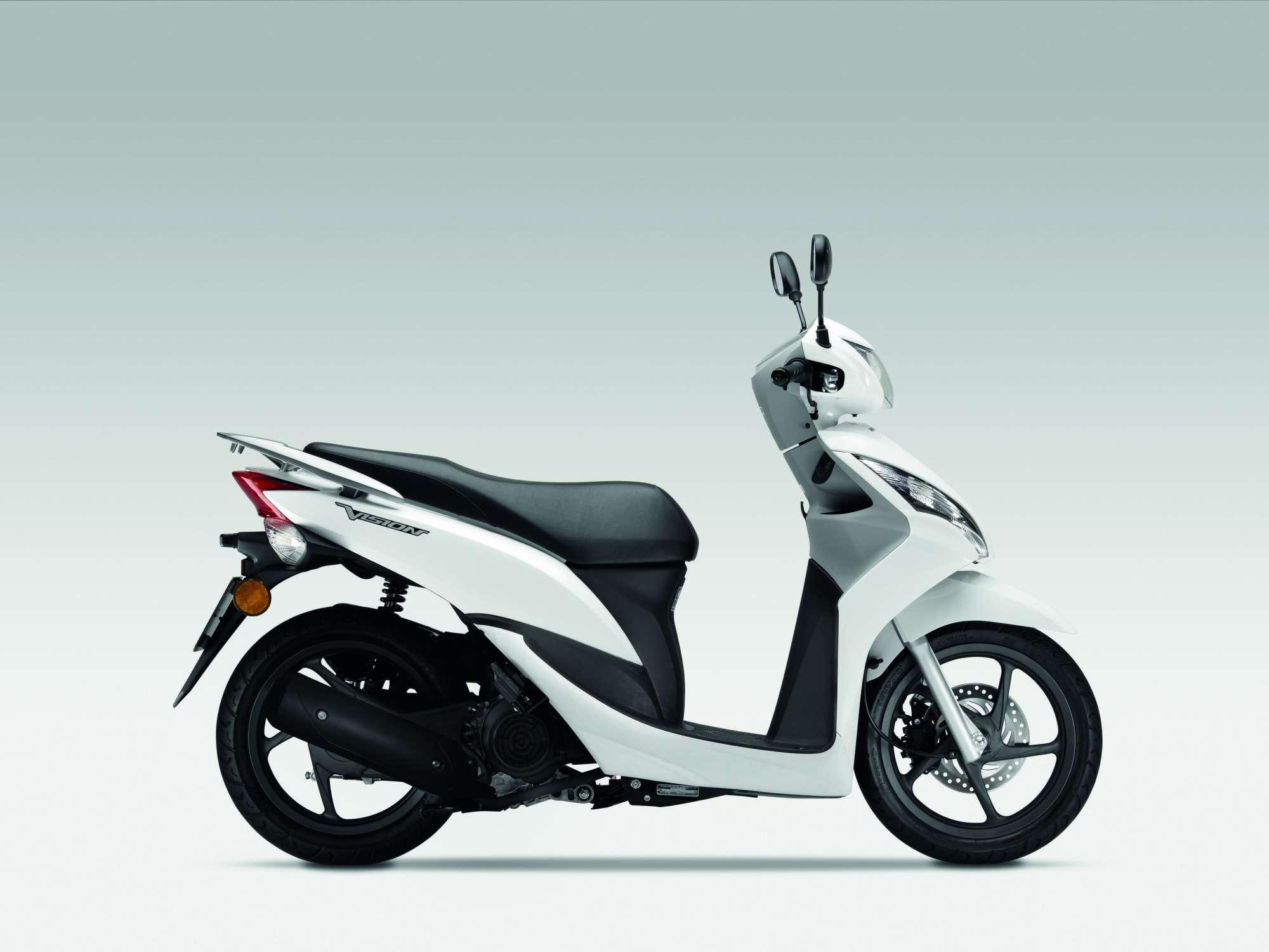Honda Vision 50 - Alle technischen Daten zum Modell Vision 50 von Honda