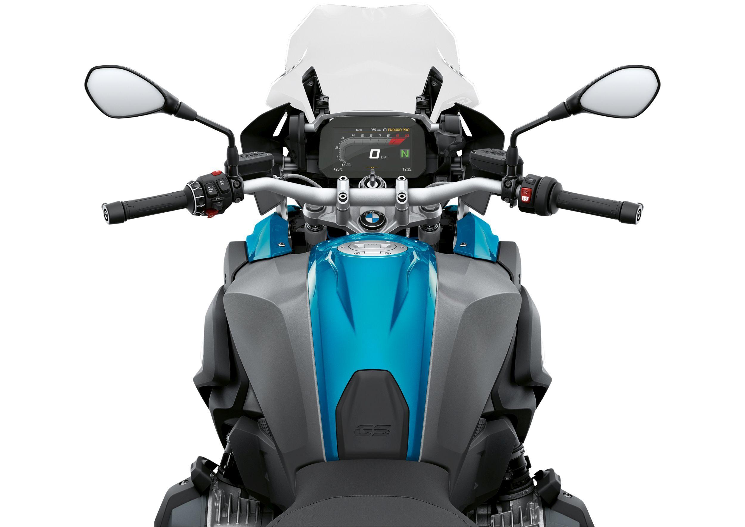 Bmw R 1250 Gs Alle Technischen Daten Zum Modell R 1250 Gs Von Bmw