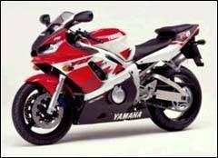 Yam R6 Modell 2002 um 8990.-