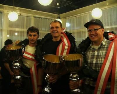 Kawasaki 636-Cup Finale in Brünn: Rampula Cupsieger!
