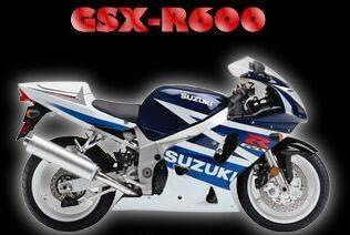 600er GSXR 2003 um 8999