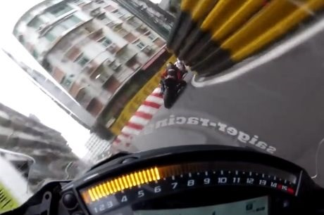 Macao GP Onboard