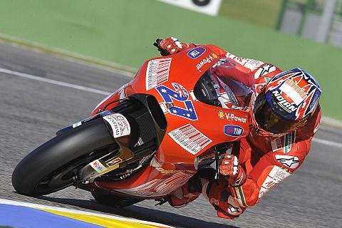 Ducati legte Stoner