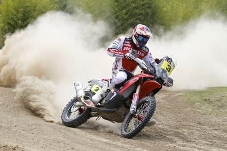 Honda: Sieg bei Dakar