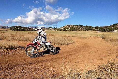 Bradl: Motocross