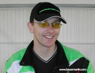 Martin Bauer bei Kawasaki Docshop Racing