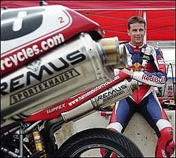 Motorradtraining mit Andy Meklau zu gewinnen