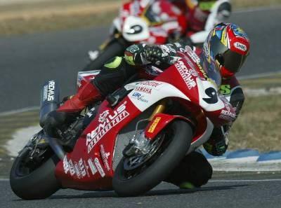 Yamaha Austria Racing Team Test