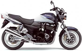 4 x Suzuki GSX 1400 für 10 Tage zu gewinnen