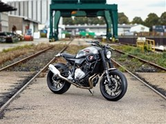 YARD BUILT XSR700 'SUPER 7' BY JVB-MOTO
