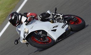 Ducati 959 Panigale Test