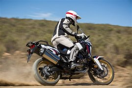 Honda Africa Twin Offroad Test