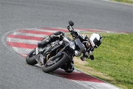 Triumph Street Triple RS Test 2017