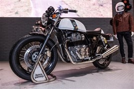 Royal Enfield Twin-Modelle 2018