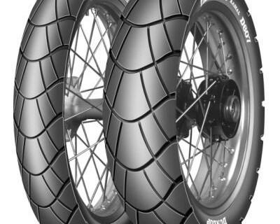Neuer Dunlop Trailmax D607