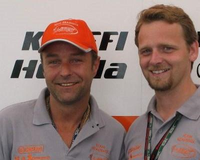 Klaffenböck/Parzer: Drei Rennen und drei Podestplätze an einem Tag!