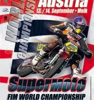 Supermoto WM in Melk