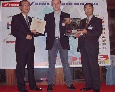 Bester Honda Mechaniker