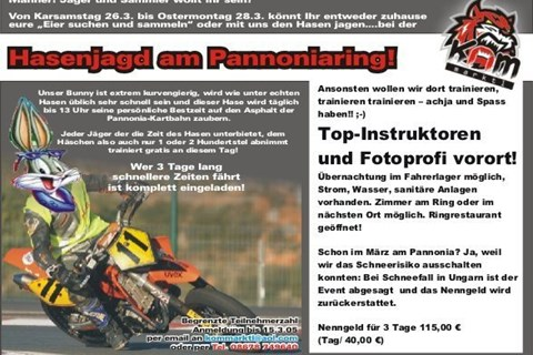 Supermoto Events am Pan Ring