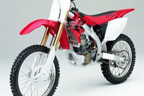 Honda CRF 450R 2006