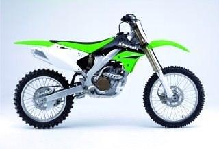 Kawasaki KX450F 2006