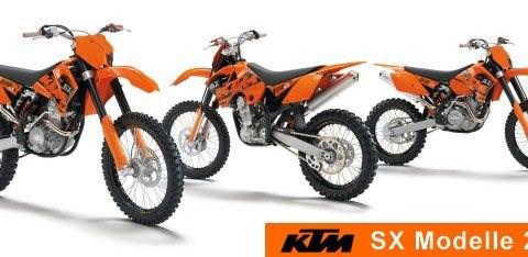 KTM Offroad 2006