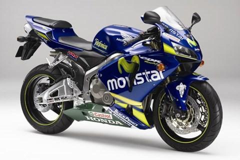 Honda CBR600RRMovistar