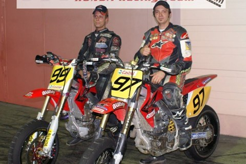 Honda Supermoto Team