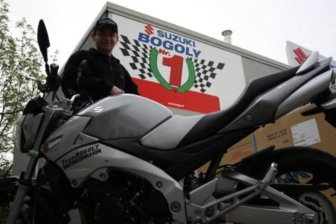 Suzi GSR Racing