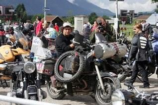 BMW Bikermeeting 2006
