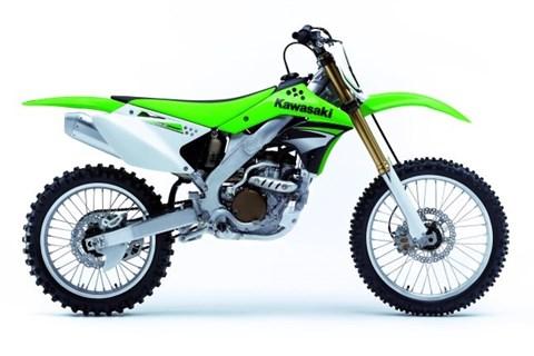 Kawasaki Motocross 07