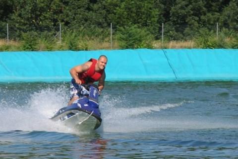 Jet-Ski bei Fun Event