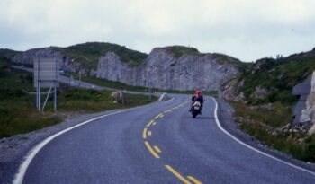 Reisebericht, mit dem Motorrad durch Norwegen
