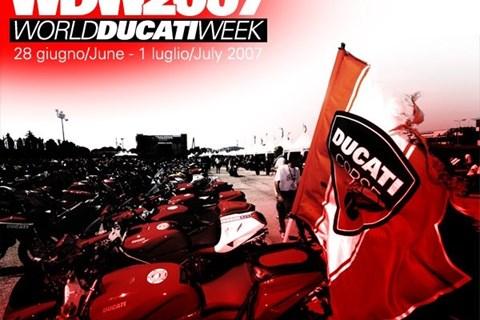 World Ducati Week 07