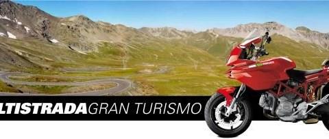 Ducati Multistrada GT