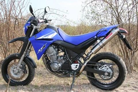 Yamaha XT TuneUP