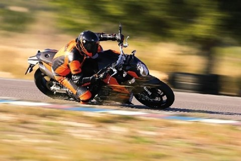 KTM Hits the Track