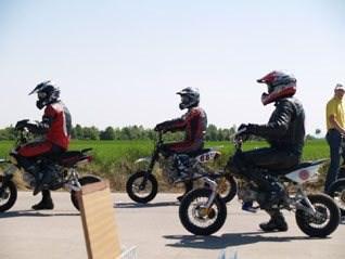 Pitbike Raceday