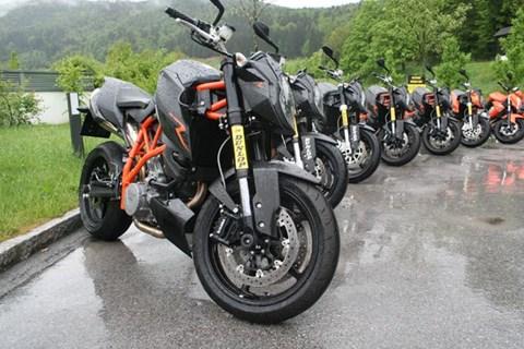 Dunlop TT Präsentation