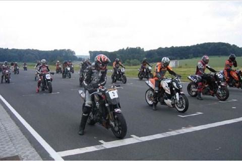 KTM Superduke Battle