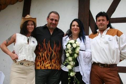 1000PSler Hochzeit