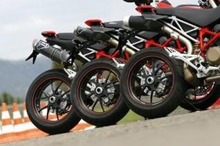 Ducati - Testtag