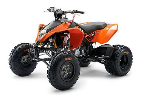 KTM 450 XC/525 XC