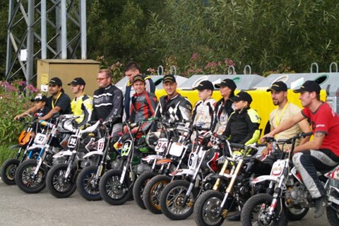 Pitbike-Race Day