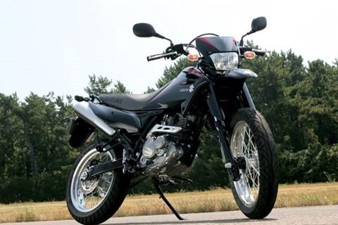 Suzuki DR-125 SM