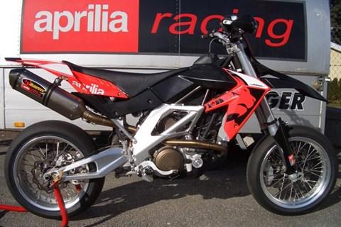 Aprilia SXV 4.5 Racing
