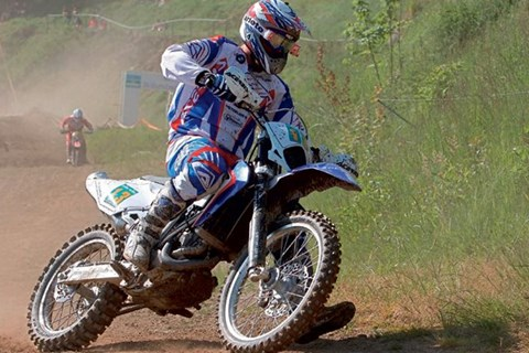 BMW Endurosport 2008