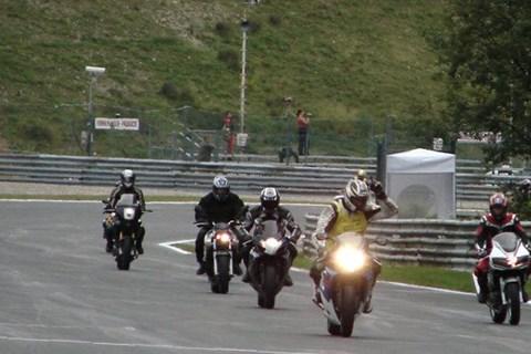 Suzuki Racingdays 2008