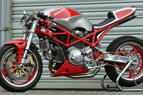 Ducati Monster 1000S